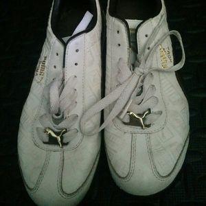 Puma women's tennis shoes US 6.5 UK 4